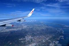 Avianca Airline Stock Photo