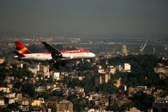 Avianca airlines, Rio de Janeiro, Brazil Royalty Free Stock Image
