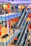 Aviapark购物中心,莫斯科,俄罗斯 库存图片