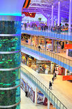 Aviapark shopping centre, Moscow, Russia Stock Photo