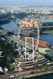 Aviateur de Singapour Photographie stock libre de droits