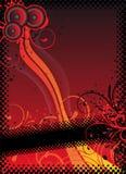 Aviateur rouge de réception Image libre de droits
