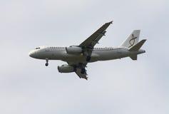 Aviation Airbus A319 de Daimler Chrysler Image libre de droits