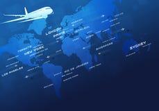 Aviation Background Stock Photos