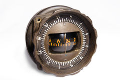 Aviation compass Stock Photography