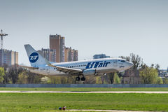 Aviation de Boeing 737-500 UTair Photo stock