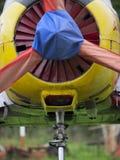 Aviation de vintage Images libres de droits