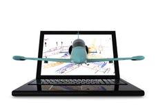Aviation development Royalty Free Stock Photography
