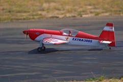 Aviation di modello Immagine Stock