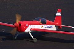 Aviation di modello Fotografie Stock