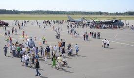 Aviation display Royalty Free Stock Image