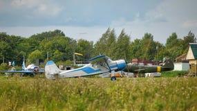 Aviation générale Photo libre de droits