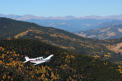 Aviation générale - filon de Beechcraft Photographie stock