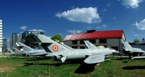 Aviation Museum Stock Image