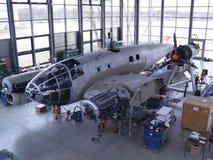 Aviation museum Munich, Germany Royalty Free Stock Photos