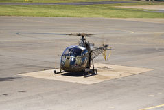 Aviation SE-3130 Alouette II de lessive Photo libre de droits
