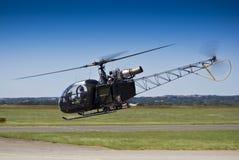 Aviation SE-3130 Alouette II de lessive photographie stock libre de droits