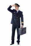 Aviator Stock Photo