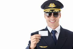 Aviator Royalty Free Stock Photos