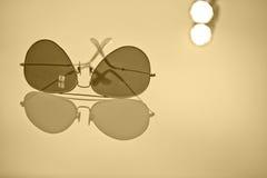 Aviator Glasses Stock Photos