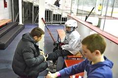 Aviator new york brooklyn sports events center royalty free stock photos
