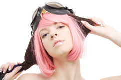 Aviator Stock Image