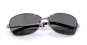 Aviator sunglasses isolated on white. Stock Photos