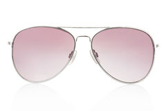 Aviator sunglasses Stock Images
