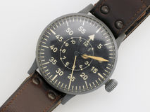 Aviator Watch stock images