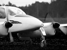 Aviazione d'annata Fotografia Stock Libera da Diritti