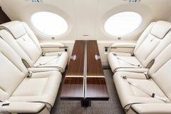 Aviazione interna di lusso di affari degli aerei fotografia stock libera da diritti