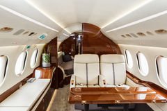 Aviazione interna di lusso di affari degli aerei immagini stock