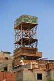 Avicultura privada en Egipto imágenes de archivo libres de regalías