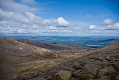 Aviemore landscape Royalty Free Stock Photos