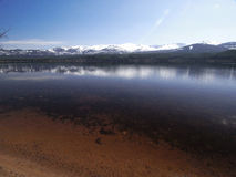 Aviemore scotland 2 do morlich do Loch Imagem de Stock Royalty Free