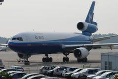 avient lotnictwa dc10 Fotografia Royalty Free