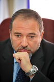 Avigdor Lieberman Royalty Free Stock Photography
