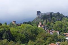 avigliana di castello Fotografia Stock