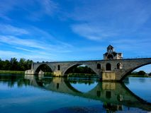 Avignon - Provence - France - The Bridge Royalty Free Stock Photography