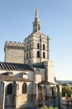Avignon Cathedral Royalty Free Stock Photo