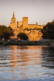 Avignon Cathedral Royalty Free Stock Photography
