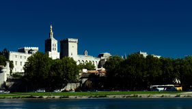 Avignon cathedral Royalty Free Stock Image