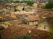 Avignon city, France Royalty Free Stock Image