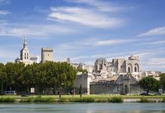 Avignon Cityscape Royalty Free Stock Image