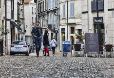 Avignon de visite Photo libre de droits