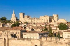Avignon em Provence fotos de stock