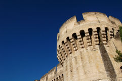 Avignon Fortification Royalty Free Stock Image
