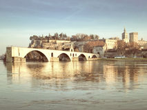 Avignon, França Foto de Stock Royalty Free