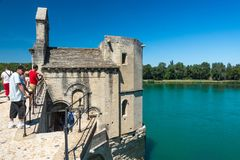 Avignon Royalty Free Stock Photos