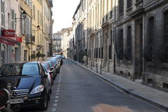 Avignon, France Street Royalty Free Stock Image